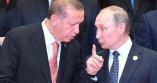روسيا توجه رسائل عسكرية لتركيا على الجبهات صبرنا بدء ينفذ... عودوا إلى حجمكم