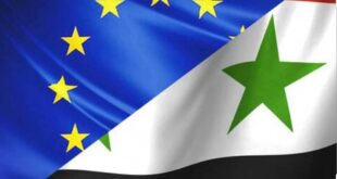الاتحاد الأوروبي يضيف 8 وزراء سوريين الى القائمة السوداء