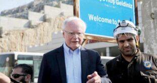 المبعوث الأمريكي الى سوريا جيمس جيفري يستقيل من منصبه