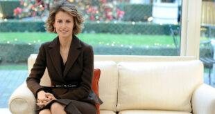 السيدة أسماء الأسد تلتقي مسؤول روسي.. شاهد الصور