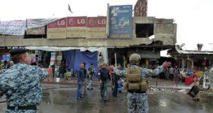 إنقاذ خمسة عمال سوريين من حريق مطعم سوري في العراق