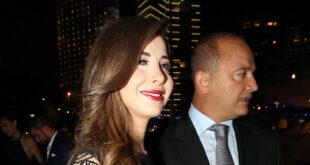 نانسي عجرم تخرج عن صمتها بشأن الحكم بسجن زوجها من 15 إلى 20 عاما