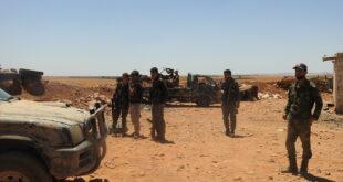 الجيش السوري يسقط طائرة تركية مسيرة في ريف الرقة