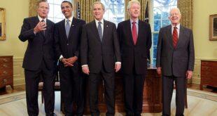 8 امتيازات لرؤساء أمريكا بعد ترك المنصب