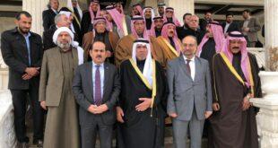 شيخ عشيرة الفواعرة يشكر الأسد بعد تخليه عن المعارضة وعودته لسورية.. شاهد!