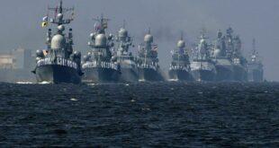 أسطول الشمال الروسي يُغادر طرطوس!