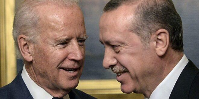 نيزافيسيمايا غازيتا: نجاح بايدن لا يبشر تركيا بخير