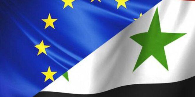 دول الاتحاد الأوروبي ترفض المشاركة في مؤتمر دمشق حول اللاجئين
