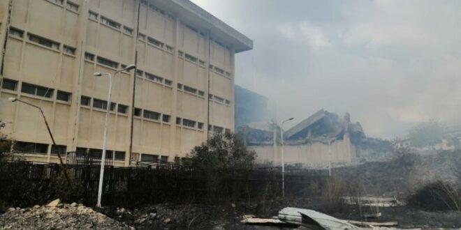 وزيرالصناعة: ليس كل من تمّ إعفاؤه في حريق التبغ مذنب!