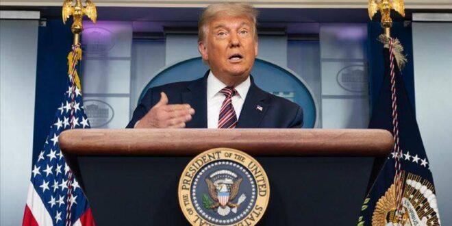 تويتر يجرد ترامب من لقب الرئيس الأمريكي