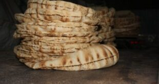 الخبز في حماة سوء بالجودة نقص بالوزن وارتفاع بالسعر!