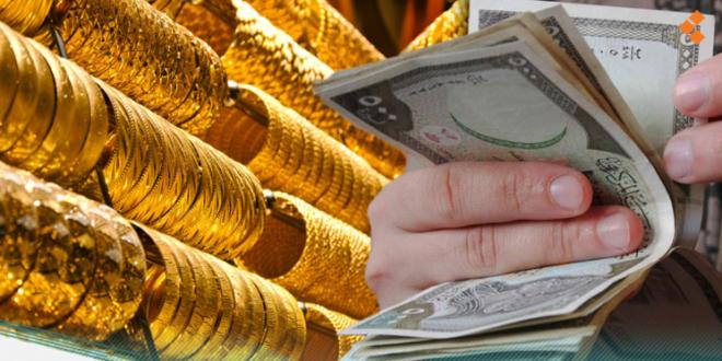 مسجلاً أعلى سعر في تاريخه.. غرام الذهب عيار 21 ب 135000 ليرة