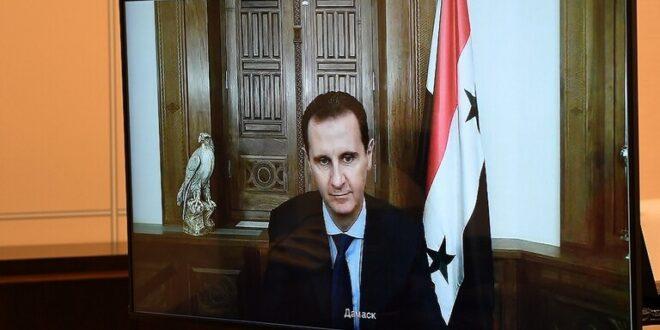 ما الذي دار بين الرئيس الأسد وبوتين في الاتصال بينهما