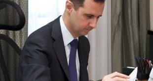 خالد العبود: الأسد يرسّم انزياحات العدوان الكبرى!