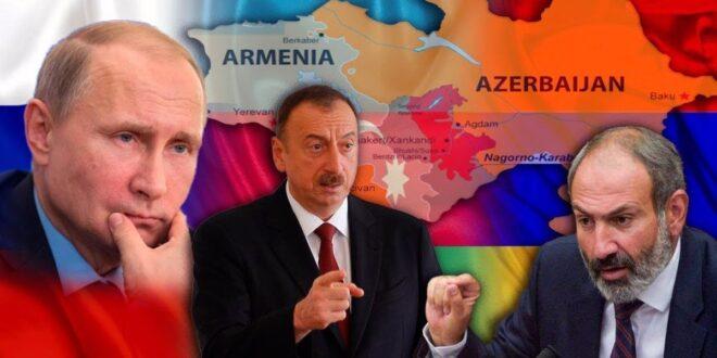 """الرئيس الأذربيجاني: أرمينيا وقّعت """"وثيقة استسلام"""" في ناغورني قره باغ برعاية روسية"""