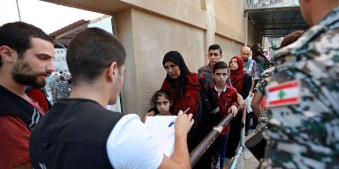 وزير لبناني يكشف عن خطة لإعادة نحو 1.5 مليون لاجئ سوري لوطنهم
