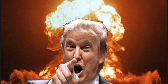 هل يحضّر ترامب للحرب.. اين وكيف؟