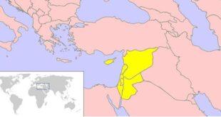 حرب الخرائط في شرق المتوسط