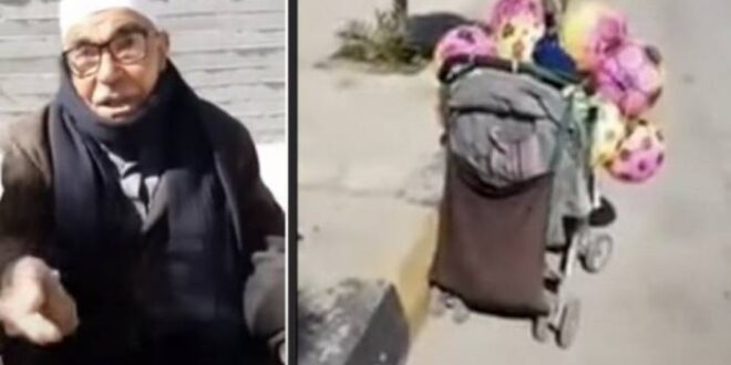 """رحيل """"بائع الكرات"""" السوري في عمان"""