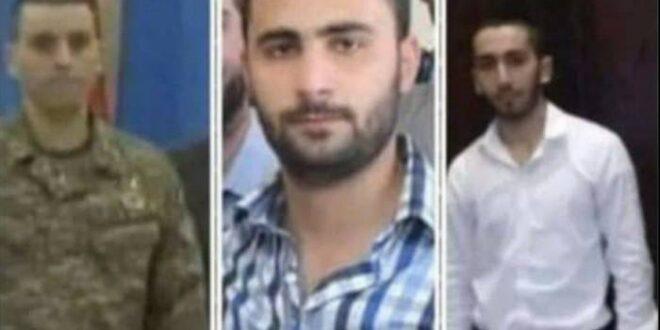 أرمن حلب ينعون شهداء لهم على جبهة أذربيجان
