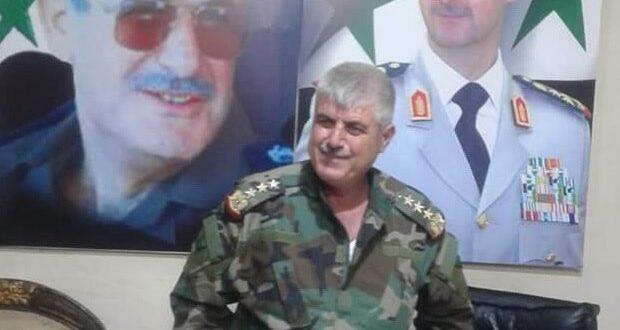 استشهاد اللواء الركن بشير سليم اسماعيل قائد اللواء 137