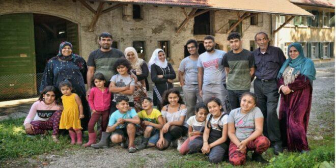 حلمٌ عائلة سورية ربما يتحول إلى كابوس في المانيا
