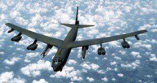 """هل هي الحرب.. واشنطن تنشر قاذفات """"B-52"""" في الشرق الأوسط"""