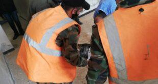 العثور على رجل مقتول في شقة مهجورة بحي البياضة في حمص
