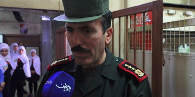 العميد عبدو: مرسوم العفو خفّض عدد سجناء سجن «عدرا» إلى النصف