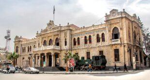 إعطاء أمر المباشرة لبناء فندق 5 نجوم ومجمع تجاري في منطقة الحجاز بدمشق