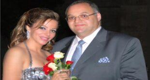 الموت يفجع سوزان نجم الدين بزوجها