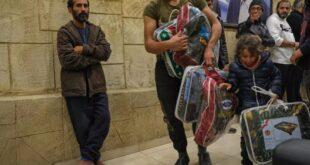 الخارجية السورية تصدر بياناً حول ما يتعرض له السوريين في بلدة بشري اللبنانية