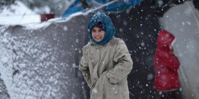 الأمم المتحدة تحذر السوريين من شتاء قاسٍ.. والحل؟