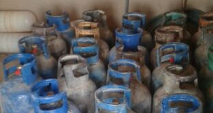 توقيف 3 أشخاص يبيعون اسطوانات غاز معبأة بالمياه في دمشق