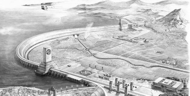"""هل تعرف الخطة """" أتلانتروبا """"؟ الخطة الألمانية لتجفيف مياه البحر الأبيض المتوسط"""