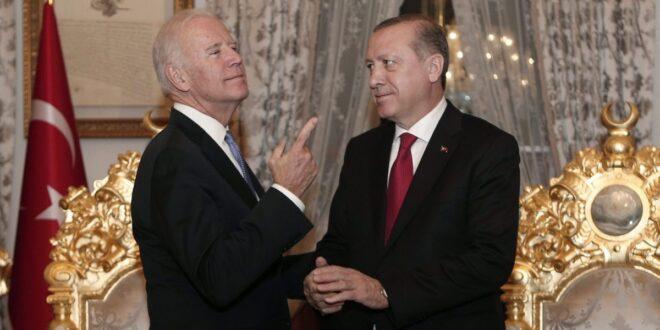 هآرتس: بايدن قد يكون القشة التي ستكسر ظهر أردوغان