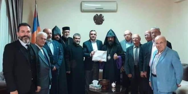 من دمشق.. تبرعات بآلاف الدولارات لصالح إقليم قره باغ