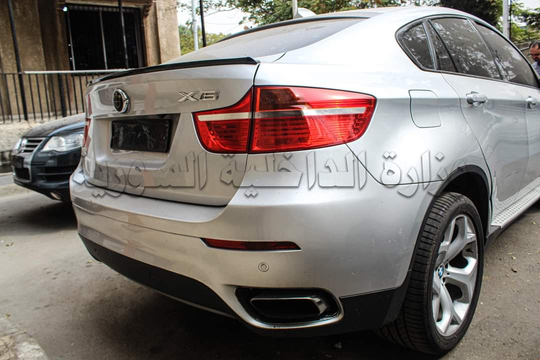 فرع مرور دمشق يضبط خمس سيارات بياناتها مزورة