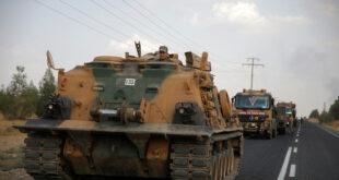 العملية العسكرية التركية في سوريا ستواجه مقاومة عربية