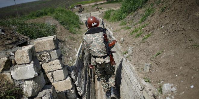 """أرمينيا تنشر فيديو اعترافات """"مسلح سوري"""" آخر أسر في قره باغ"""