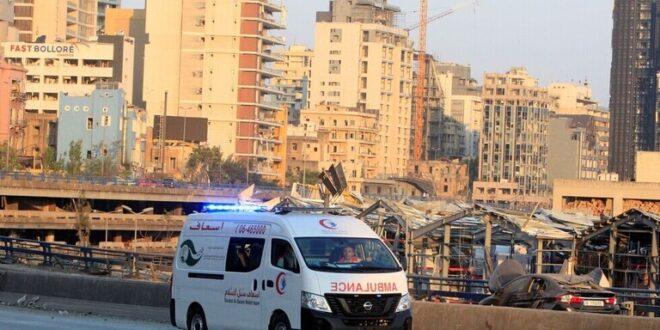 لاجئ سوري يضرم النار بنفسه في بيروت