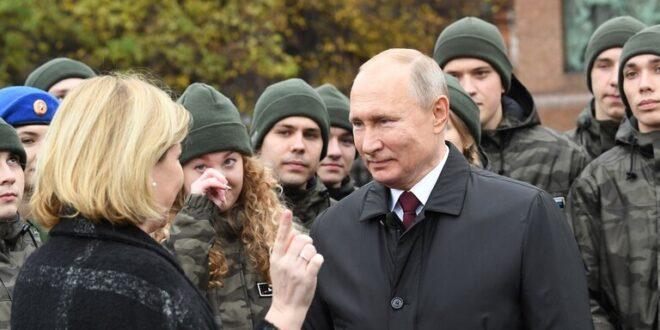 الكرملين يرد على الأنباء عن استقالة بوتين