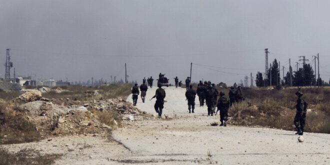 نشطاء سوريون: عبوة ناسفة تستهدف دورية روسية في درعا