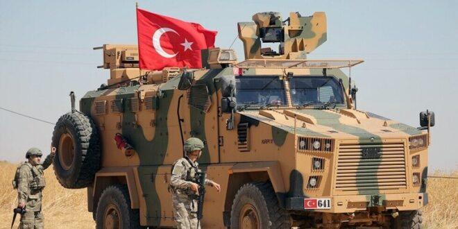 مصدر عسكري: مقتل جنديين تركيين في انفجار لغم بشمال شرق سوريا