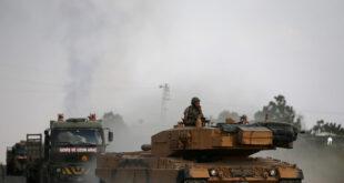 مصادر: سماع دوي انفجار في مكان انتشار القوات التركية في ريف إدلب بسوريا