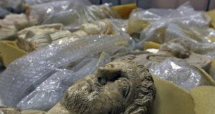 اعتقال ضابط تركي شارك بعمليات شراء وتهريب آثار سورية إلى تركيا