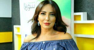أمل عرفة تكشف تفاصيل جديدة حول طلاقها من عبد المنعم عمايري