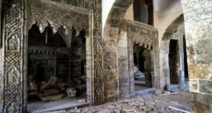 ميليشيا الجيش الوطني يسرقون كنيسة سريانية في رأس العين شمال سوريا