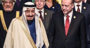 رغم العداء.. الملك السعودي يتصل بأردوغان بشكل مفاجئ!