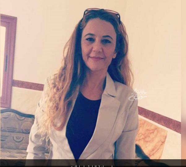 Screenshot 2020 11 02 كانت تتلقى العزاء بشقيقها مسؤولة سورية تنجو من محاولة اغتيال سناك سوري
